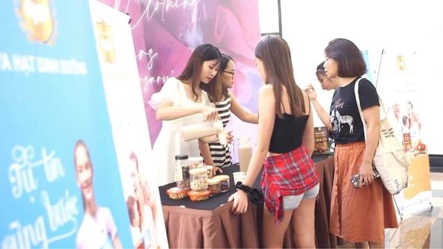 Sữa hạt Herbal Meli đồng hành trong sự kiện của nhà thiết kế Thảo Nguyễn  - Ảnh 2
