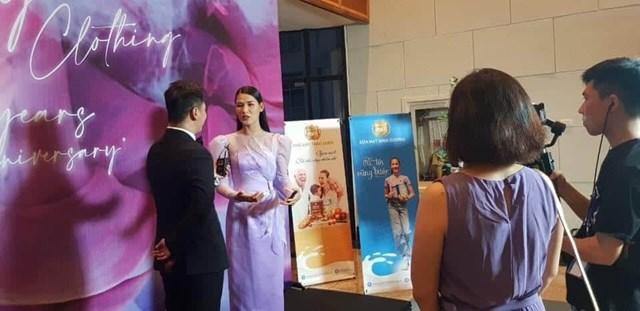 Sữa hạt Herbal Meli đồng hành trong sự kiện của nhà thiết kế Thảo Nguyễn  - Ảnh 1