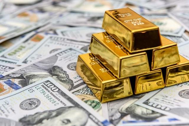 Nhiều chuyên gia dự đoán giá vàng còn có thể lùi thêm chút nữa.