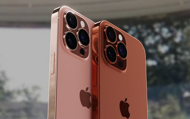 Camera sau của iPhone 13 có thể to và dày hơn