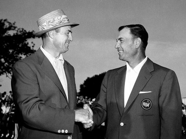 Sam Snead là golf thủ đầu tiên được mặc chiếc áo Green Jacket danh giá vào năm 1949