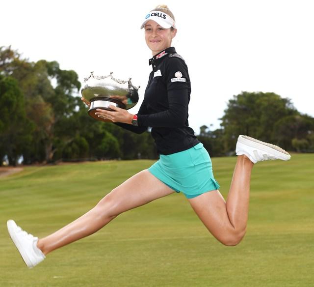 Chiến thắng này được cho là bước đệm giúp Korda tiếp tục chứng minh năng lực bằng vị trí á quân tại giải CME Group Tour Championship và hạng 3 solo tại giải Diamond Resorts Tournament of Champions.