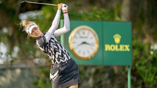 Một tháng trước sinh nhật lần thứ 15, Korda cũng đã xuất sắc giành chiến thắng tại giảiUS Women's Open2013.