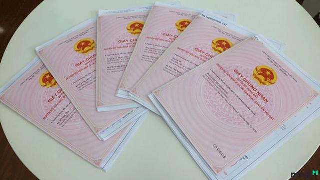 Mẫu giấy chứng nhận quyền sử dụng đất, quyền sở hữu nhà ở và tài sản khác gắn liền với đất duy nhất được cấp từ10/12/2009 đến nay.