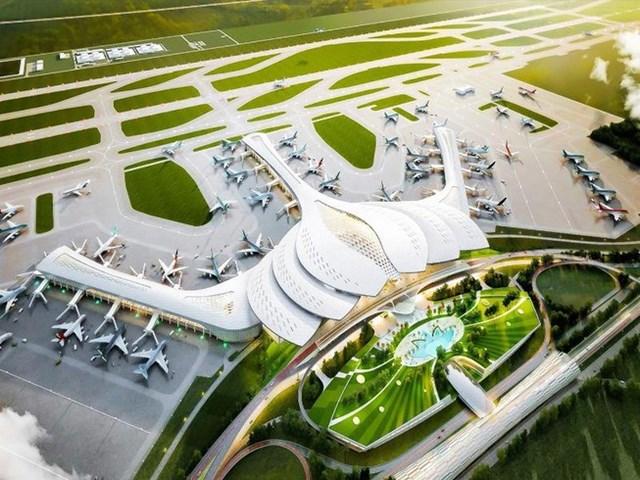 Tổng mức đầu tư sân bay Long Thành giảm 2.500 tỷ đồng