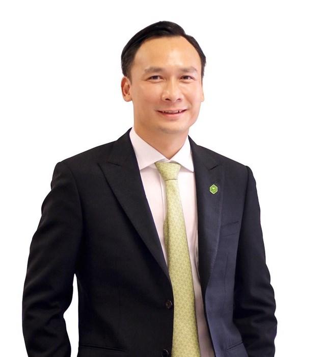 Ông Nguyễn Ngọc Huyên, Phó Tổng giám đốc mới của Novaland.