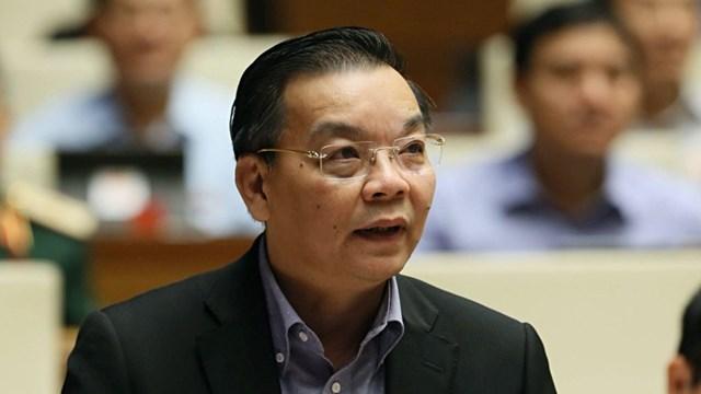 Ông Chu Ngọc Anh - Chủ tịch UBND Hà Nội tiếp tục giữ chức vụ Phó bí thư Thành ủy Hà Nội.
