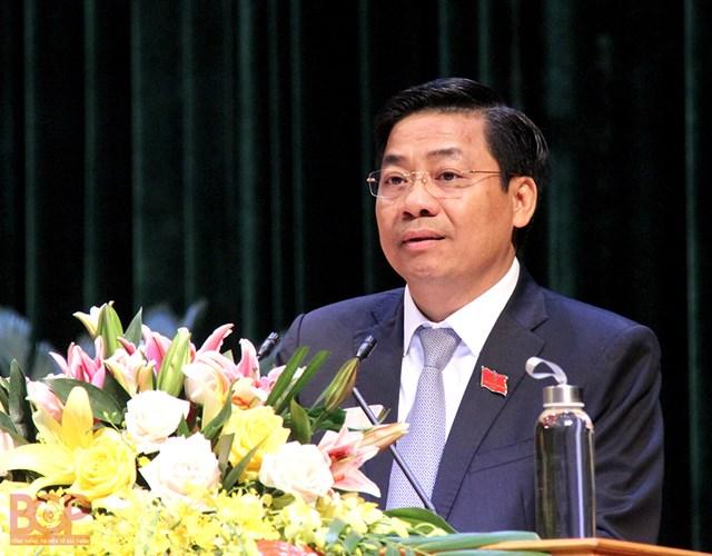 Tân bí thư tỉnh ủy Bắc Giang, Dương Văn Thái.