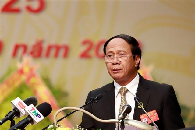 Lê Văn Thành tái cử chức vụ Bí thư thành ủy Hải Phòng.