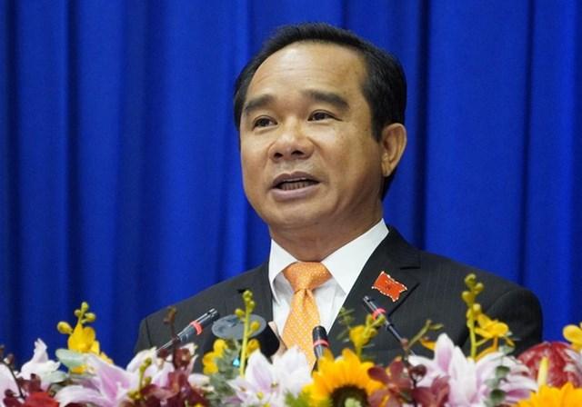 Ông Nguyễn Văn Được, tân Bí thư Tỉnh ủy Long An