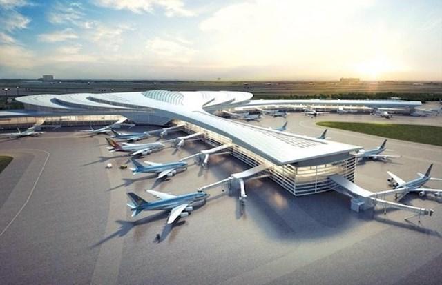 Dự kiến, năm 2025 sân bay Long Thành sẽ hoàn thành và đưa và khai thác.