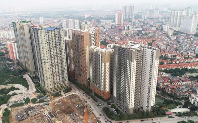 Tháng Ngâu làm nguồn cung và lượng giao dịch căn hộ tại Hà Nội giảm mạnh.