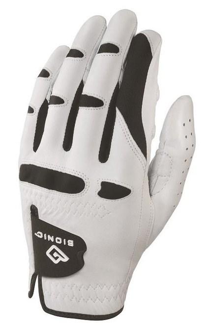 Nếu không thích cảm giác đôi găng tay bị nhăn nhúm sau khi đánh cú swing thìgăng tay golf Bionic StableGrip sẽ giải quyết vấn đề đó.Được may bằng lớp vải bông xù thấm mồ hôi,Bionic StableGrip giúp tay bạn luôn khô thoáng, không nhờn rít mồ hôi.