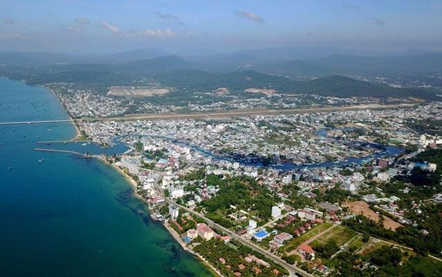 Kiên Giang sắp có khu phi thuế quan hơn 6.800 tỷ đồng