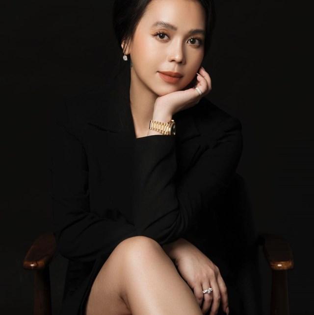 Nữ doanh nhân 33 tuổi Hậu Nguyễn.