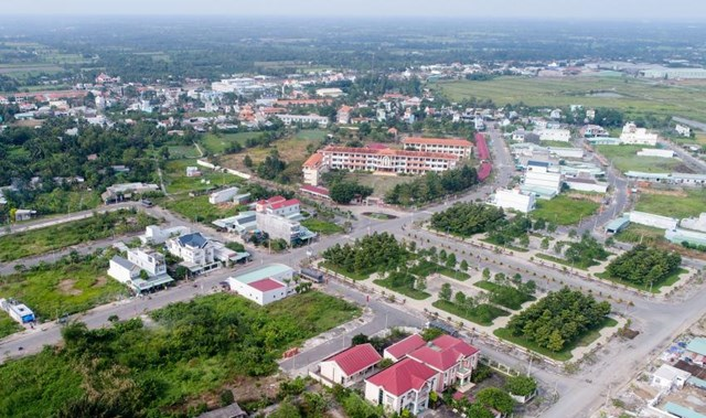 Sốt đất cục bộ ở vùng ven Hà Nội đẩy giá bất động sản tăng gấp đôi.