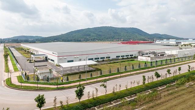 Foxconn đầu tư nhà máy sản xuất Macbook và iPad trị giá 270 triệu USD tại Bắc Giang.
