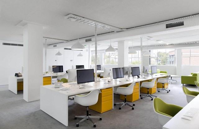 Số lượng khách trả văn phòng hạng A, chuyển sang phân khúc thấp hơn gia tăng ở TP HCM