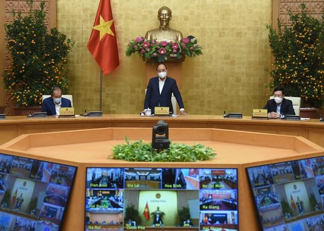 Thủ tướng đồng ý cho Hà Nội, Hải Phòng, Quảng Ninh mua vaccine Covid-19.