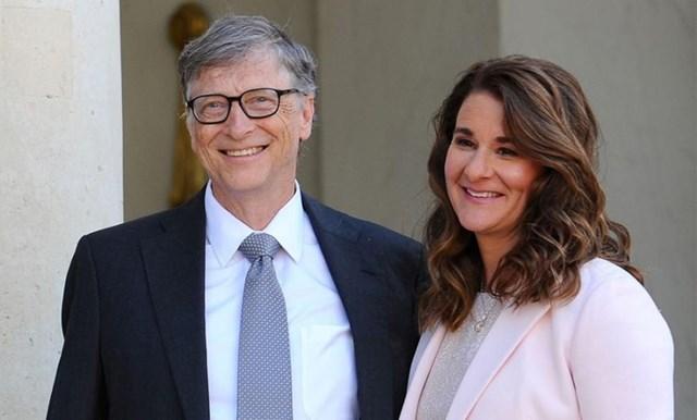 Vợ Bill Gateslà người phụ nữ duy nhất trong số 10 người có bằng MBA tại Microsoft.(Ảnh:Bill & Melinda Gates Foundation)