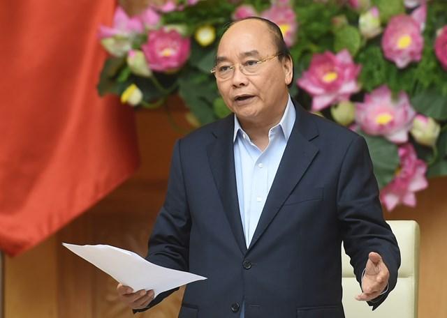 Thủ tướng yêu cầu dự án nào không thể khắc phục thì kiên quyết thanh lý, giải thể, phá sản.Ảnh: VGP/Quang Hiếu.