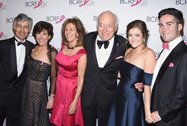 Gia đình của ông trùm mỹ phẩm Lauder giàu thêm 83% trong thời kỳ dịch bệnh. Ảnh: Business Insider