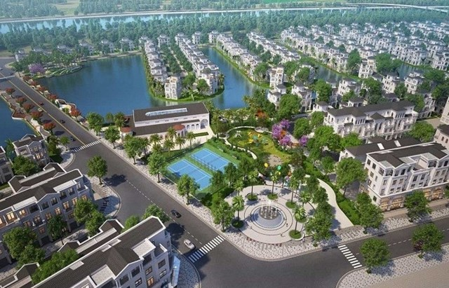 Hưng Yên duyệt điều chỉnh quy hoạch Khu đô thị Đại An của Vinhomes.