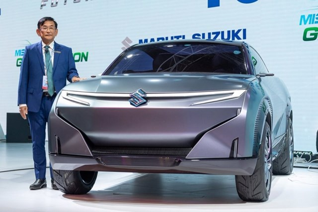 """Suzuki sẽ thành lập một """"trụ sở kinh doanh xe điện""""."""