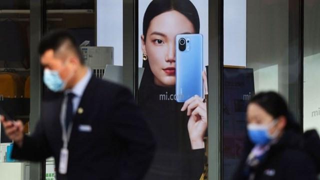 Xiaomi lần đầu tiên trở thành nhà sản xuất smartphone lớn thứ hai trên thế giới. Ảnh: CNBC