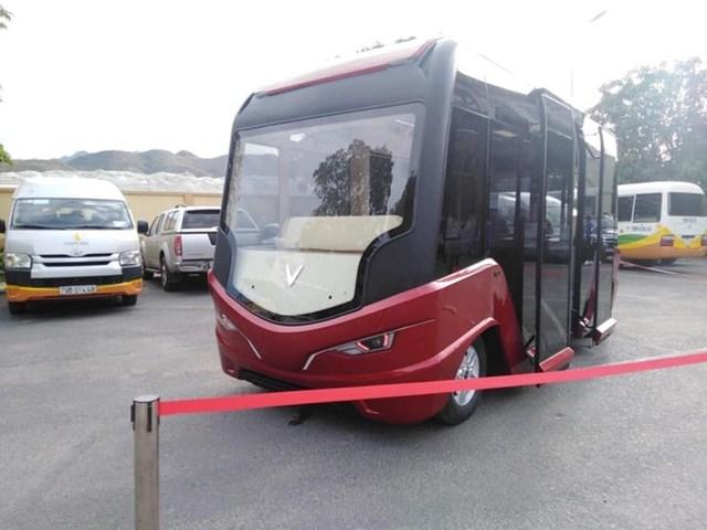 Vingroupcam kết đầu tư 150 - 200 xe điện.