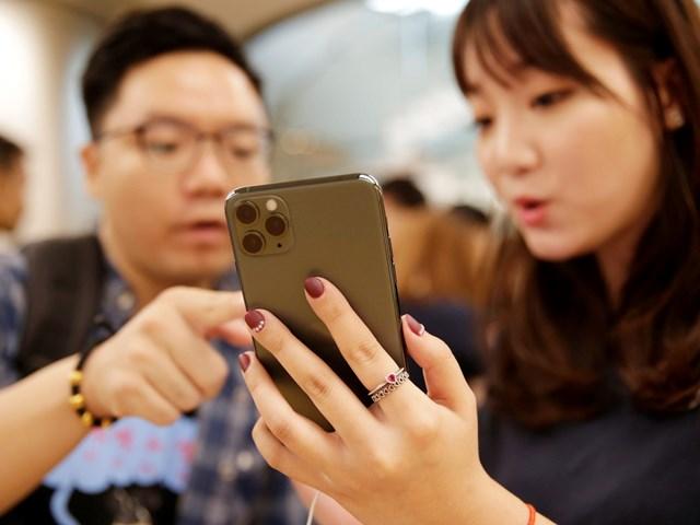 Apple ngừng bán iPhone 11 Pro sau khiiPhone 12 ra mắt. Ảnh:Business Insider.
