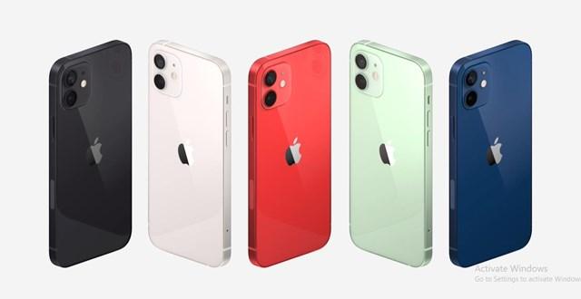 Phone 12 mini sẽ là chiếc điện thoại thông minh hỗ trợ 5G nhỏ nhất thế giới.