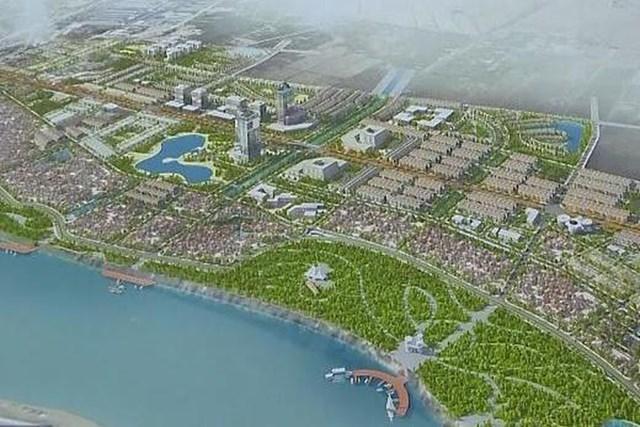 Dự án gần 13.000 tỷ đồng ở Thanh Hóa về tay Eurowindow Holding - Ảnh 1