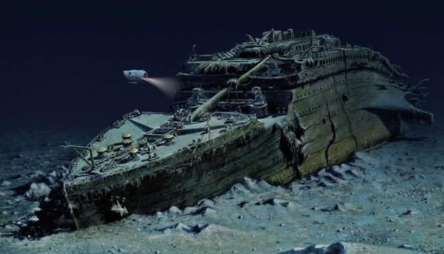 """Hãng cho biết """"đây là cơ hội chỉ có một lần trong đời bởi du khách sẽ được khám phá và trải nghiệm khu vực lịch sử từng diễn ra thảm họa chìm tàu Titanic""""."""