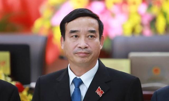 Chủ tịch UBND thành phố Đà Nẵng Lê Trung Chinh.