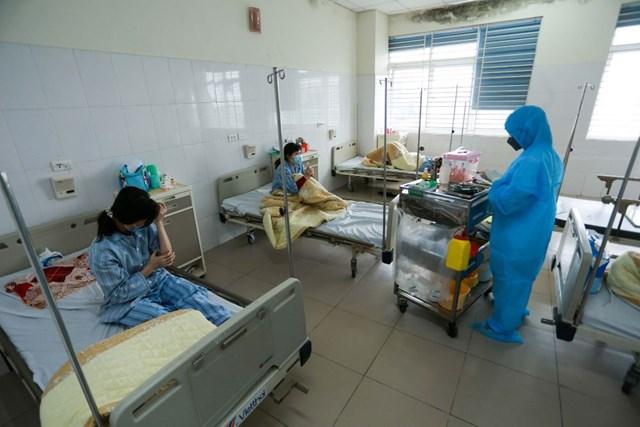 Số ca khỏi bệnh ngày 21/9 cao hơn gần 5.000 ca so với ngày hôm qua-20/9, Ảnh Bộ Y tế