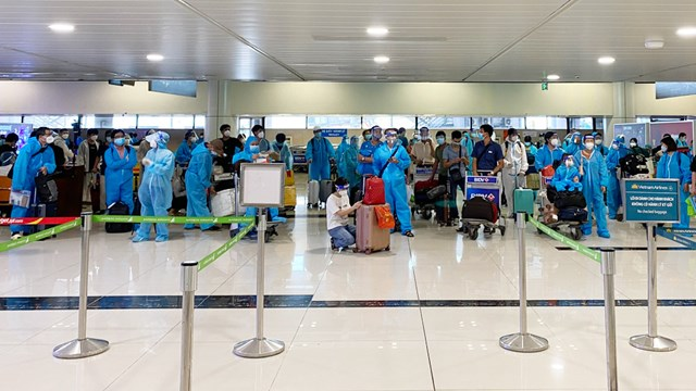 Bắc Giang phát hiện 01 ca nhiễm cộng đồng sau hơn 40 ngày không có ca mắc ngoài cộng đồng khi công dân này trở về từ vùng dịch Bình Dương. Ảnh Bộ Y tế