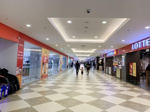 Tỷ lệ trống mặt bằng bán lẻ ở trung tâm Hà Nội cao nhất trong gần một thập kỷ.