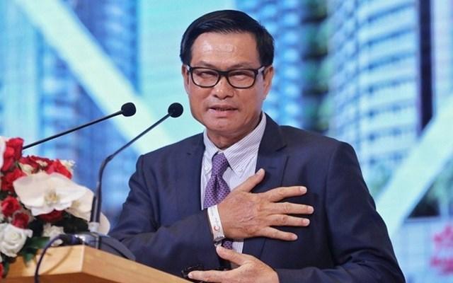 Ông Nguyễn Bá Dương.