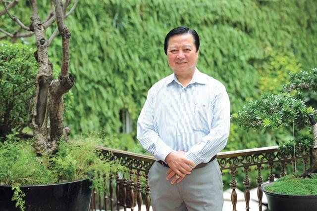 Ông Lương Vạn Vinh - CEO Công ty Mỹ Hảo.