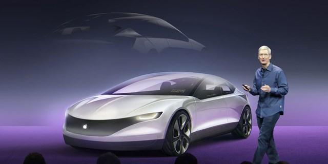 CEO Apple giới thiệu về dự án sản xuất xe điện của hãng