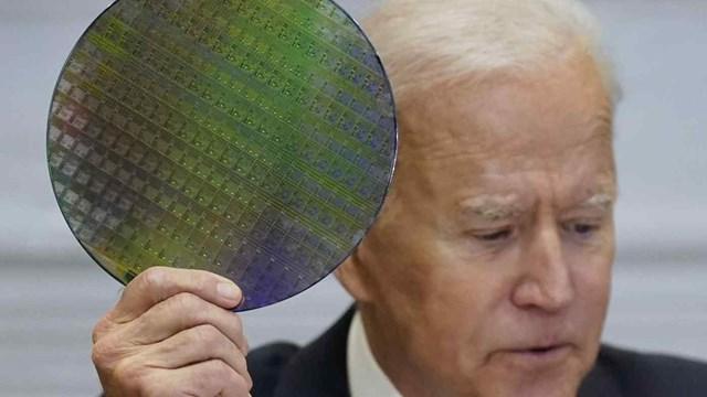 Tổng thống Joe Biden cam kết: