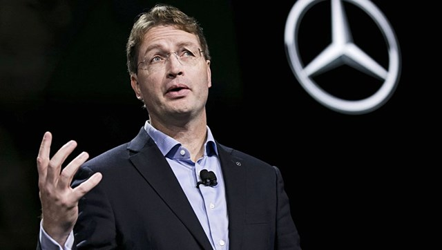 Ông Ola Kallenius - CEO của Daimler.