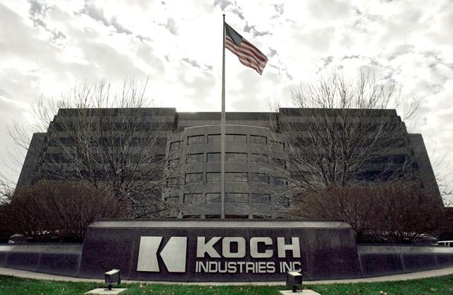 Trụ sở của Koch Industries. Ảnh: Fortune