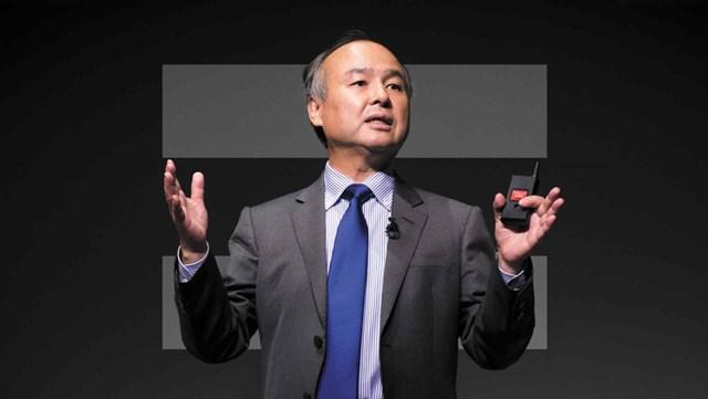 Chủ tịch SoftBank, ông Masayoshi Son. Ảnh: Getty Images.