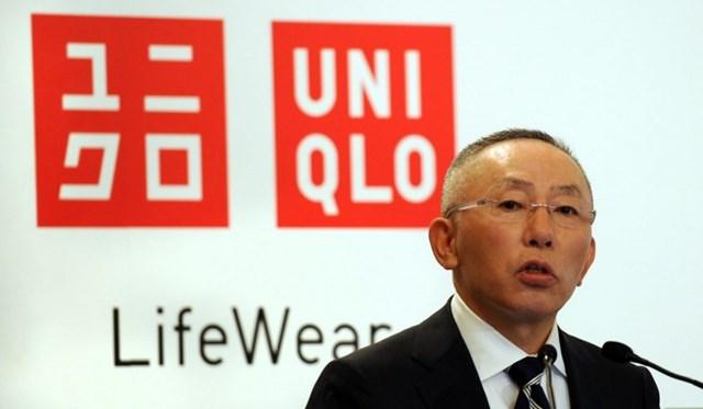Nhà sáng lậpUniqlo -Tadashi Yana là một trong ba thành viên hội đồng quản trị của SoftBank từ chức để phản đối cách đầu tư mạo hiểm của Chủ tịch Son. Ảnh: Ceochannels