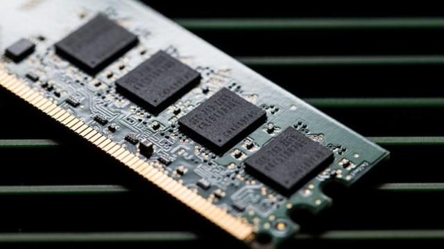 Chip được ví như thành phần xương sống của nền kinh tế toàn cầu. Ảnh:SeongJoon Cho