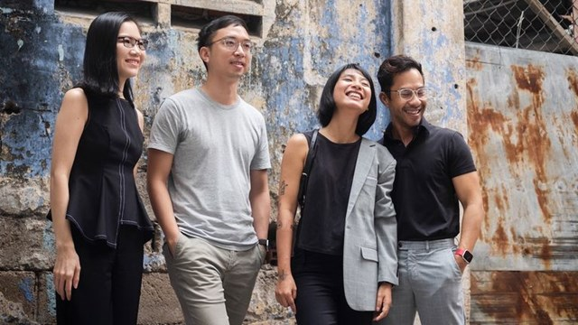 Đội ngũVietcetera bao gồm nhiều thành viên trẻ trung, năng động và có chung tầm nhìn về định hướng phát triển ngành truyền thông kỹ thuật số Việt. Ảnh: Tín Phùng.
