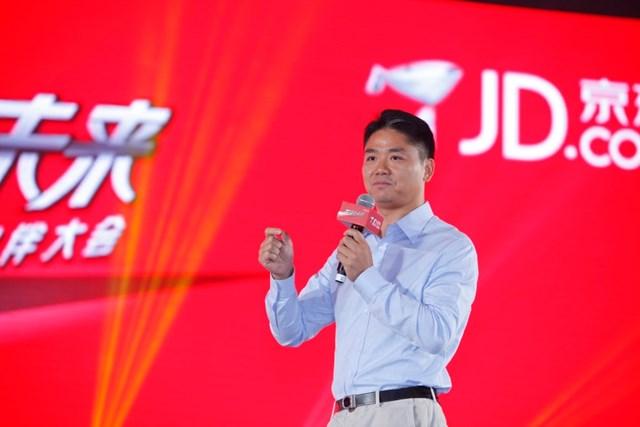 Tỷ phú Richard Liu là một trong những người giàu nhất Trung Quốc với khối tài sản ước tính khoảng 20,1 tỷ USD. Ảnh: TechNode