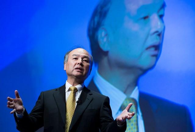 Arm tiếp tục là một thương vụ thành công với tỷ phúMasayoshi Son. Ảnh: Getty Images